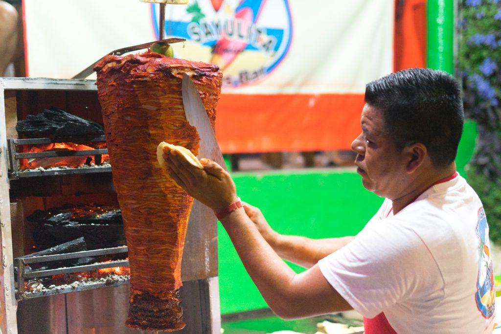 tacos, Sayulita, Mexico