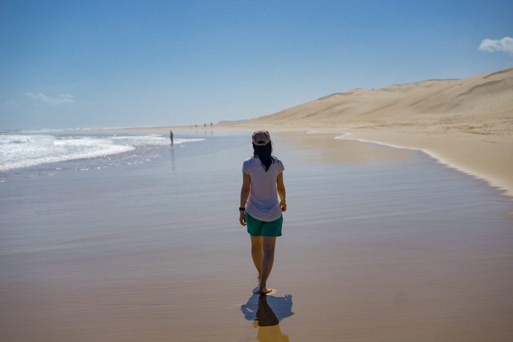 Sardinia Bay Beach, Port Elizabeth, South Africa