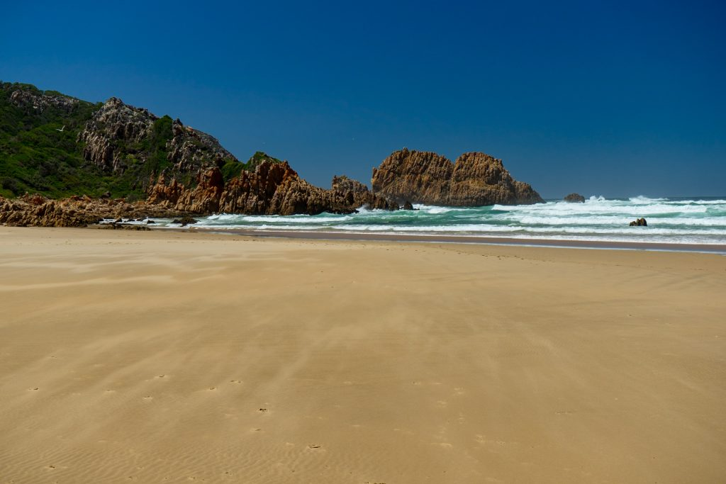 Knoetzie Beach, Knysna, South Africa