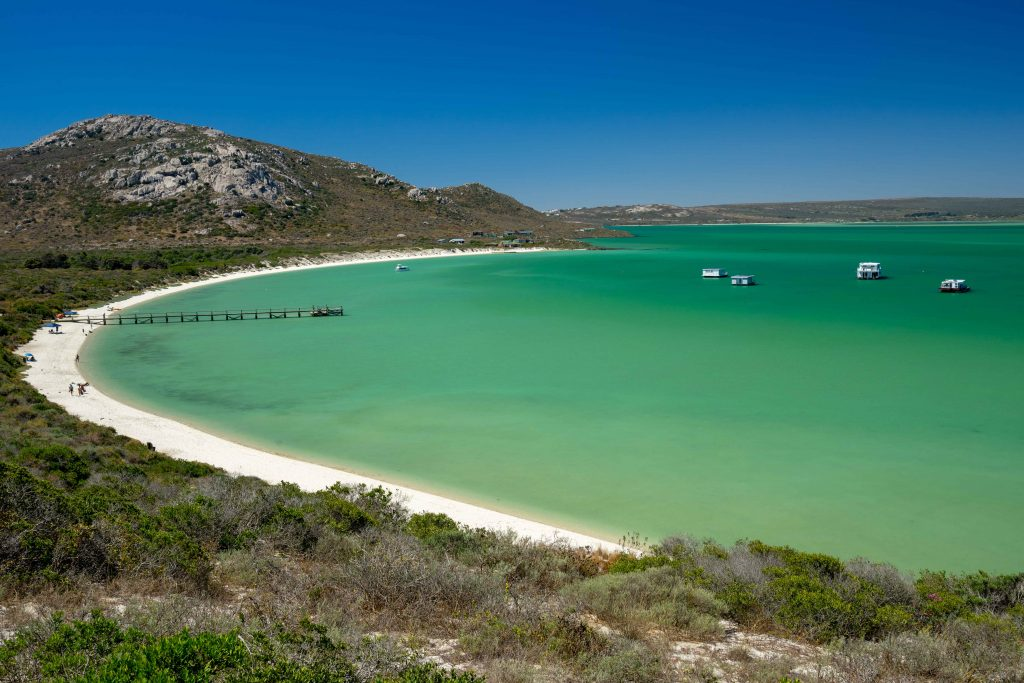 West Coast National Park, West Coast of South Africa, Kraalbaai