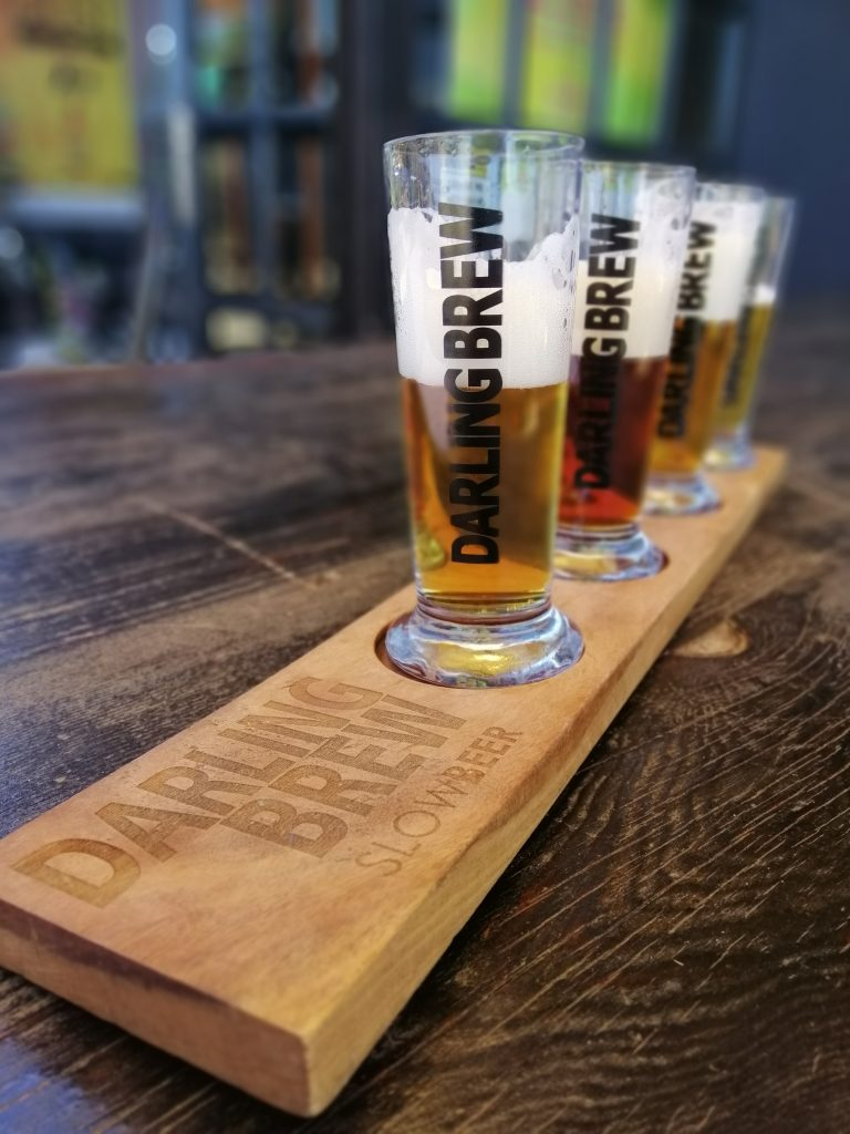 Darling brew, Craft beer, West Coast of South Africa