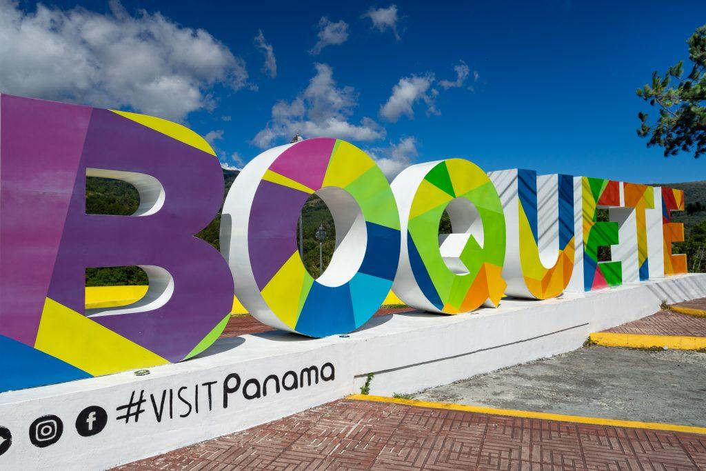 Welcome to Boquete, Panama. Quarantine in Panama for Covid-19