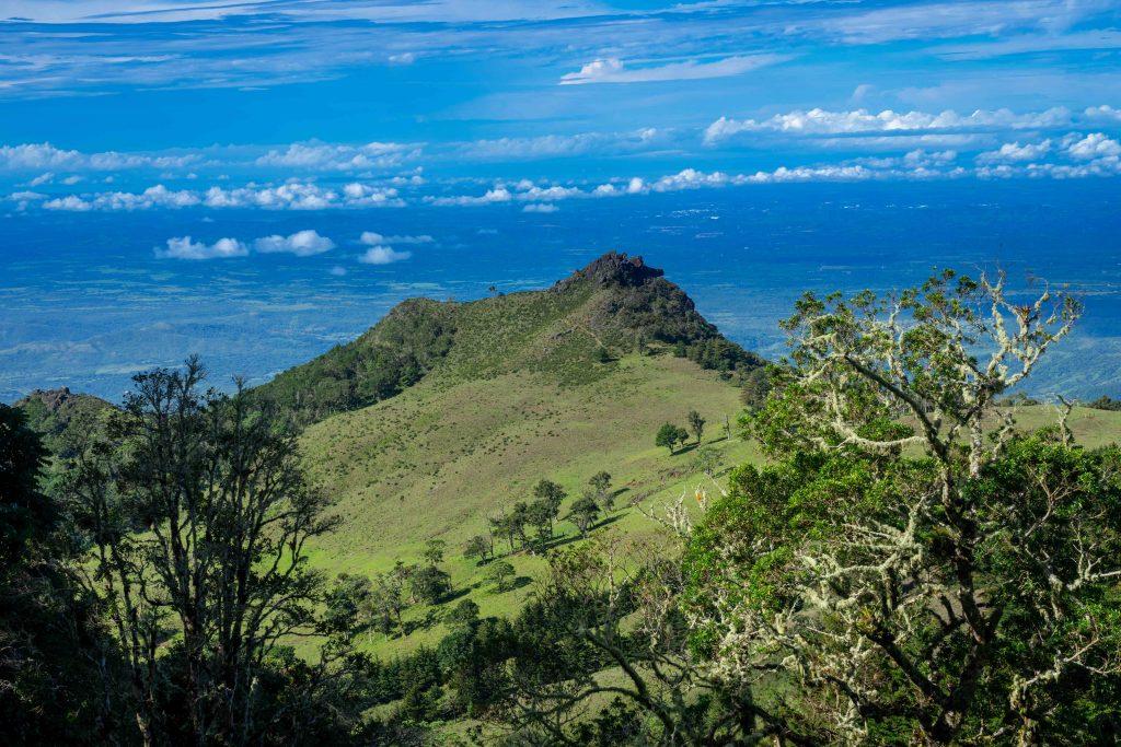 Artillery Hill, Boquete, Panama, hiking, trail
