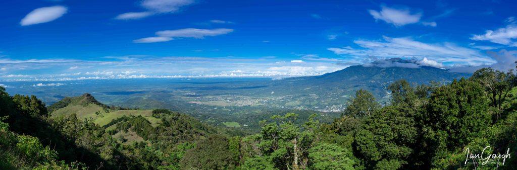 viewpoint, panaorama, Boquete, Panama, Hiking