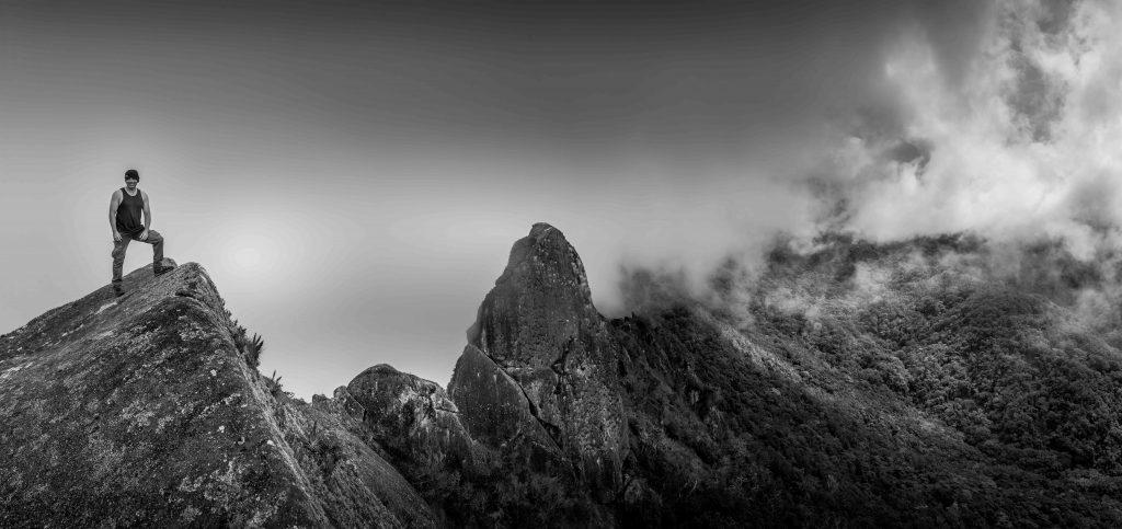 La Piedra de la India Vieja, trail, viewpoint, Boquete, Panama