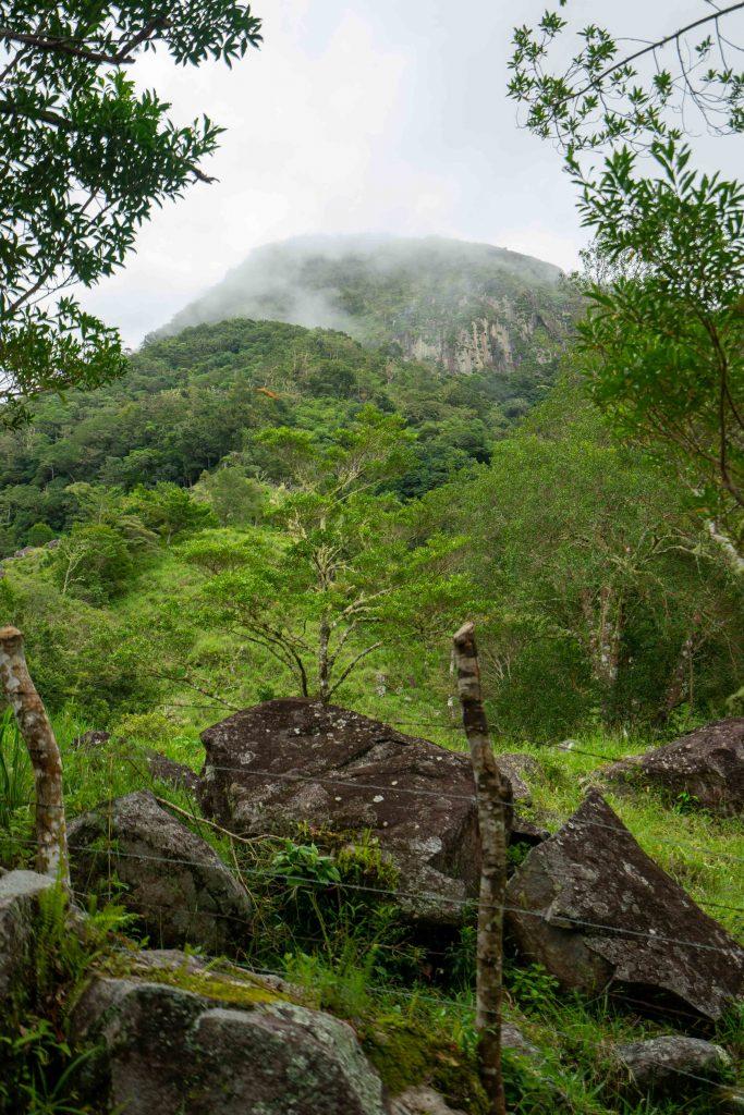 La Piedra de la India Vieja, Boquete, Panama