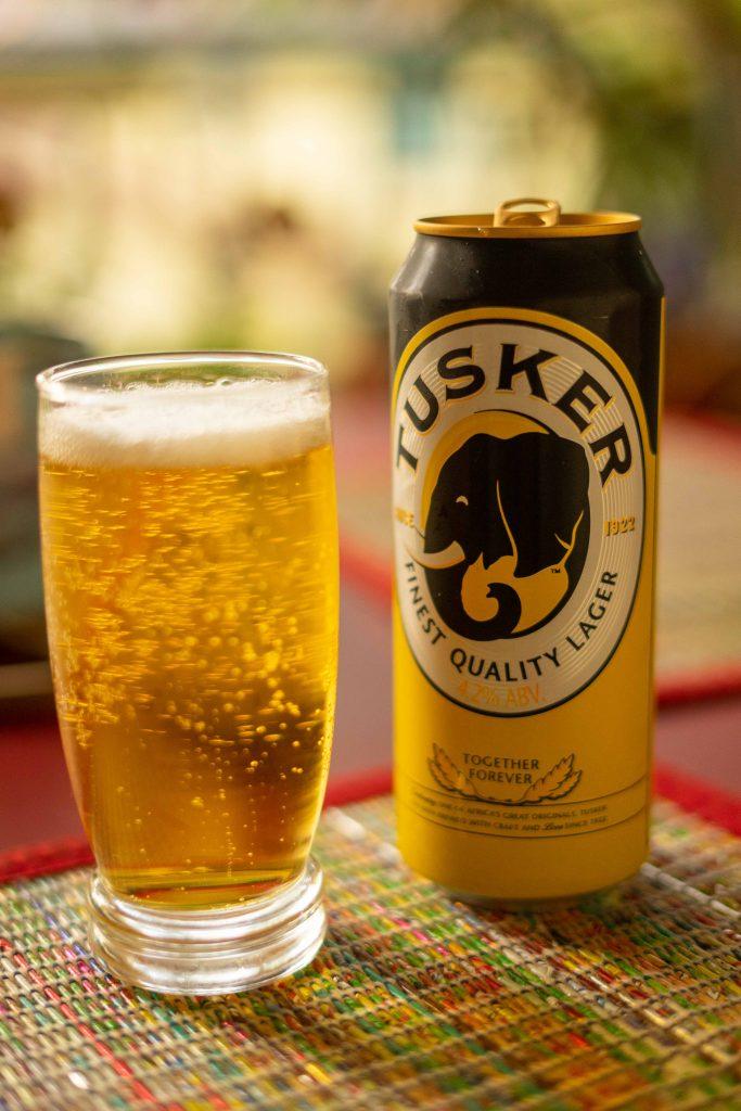 beer, Tusker, Kenya