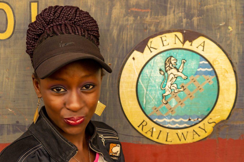 Nairobi, railway museum, Kenya, trains