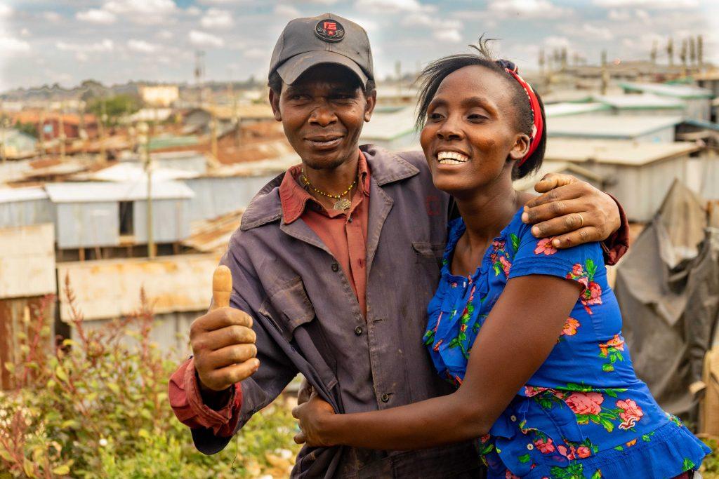 Nairobi, slums, Kibera