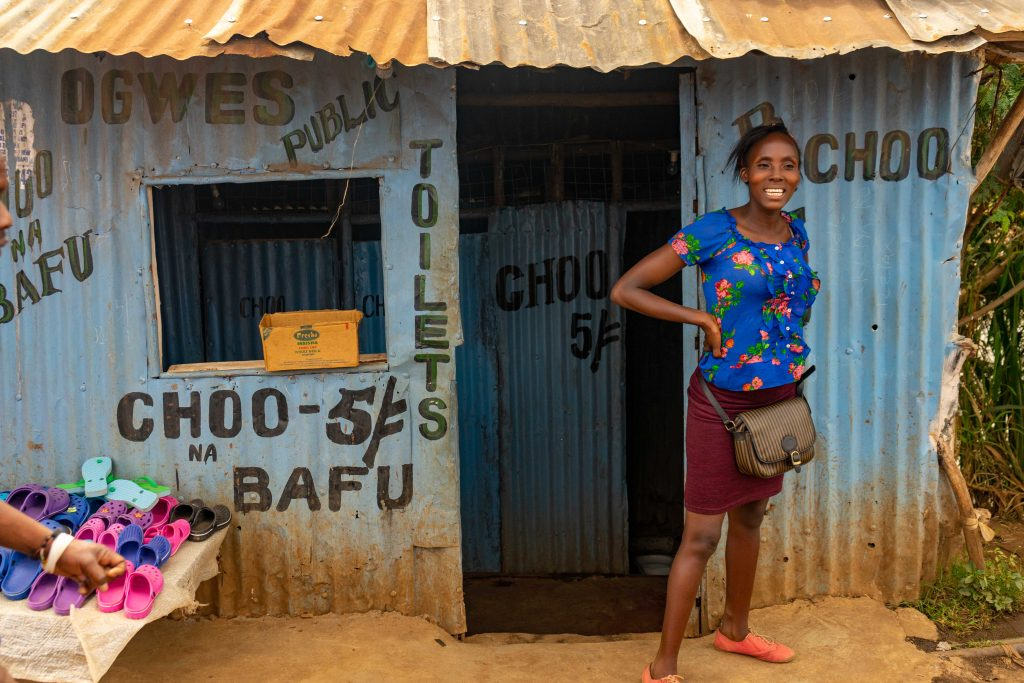 slums, Nairobi, Kenya, Kibera