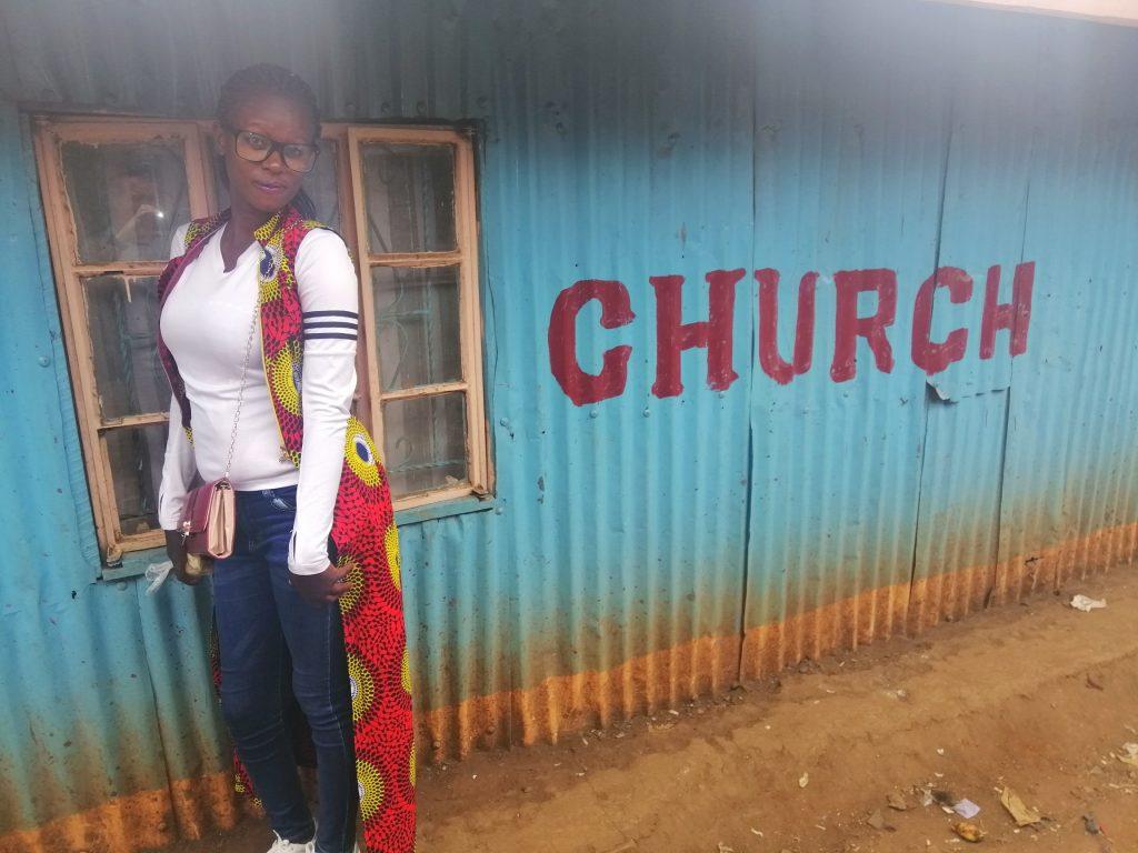 church, Toi Market, Nairobi, kenya