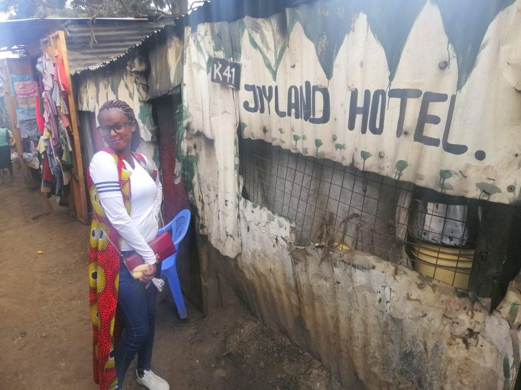 hotel, Toi Market, Nairobi, Kenya