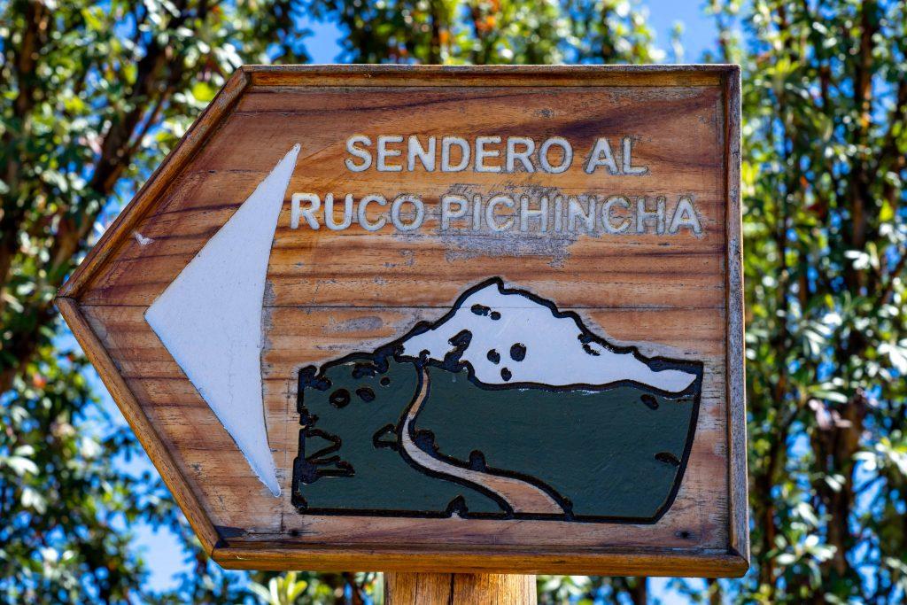 hiking, Quito, Ecuador, Ruca Pichincha