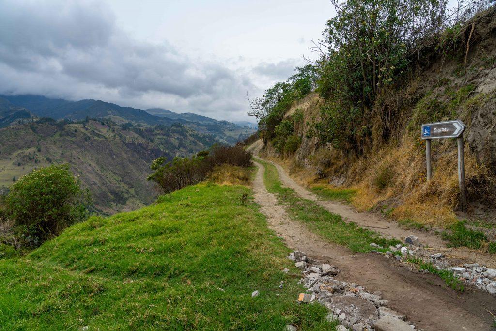 Sigchos, Isinlivi, hiking, Ecuador, Quilotoa