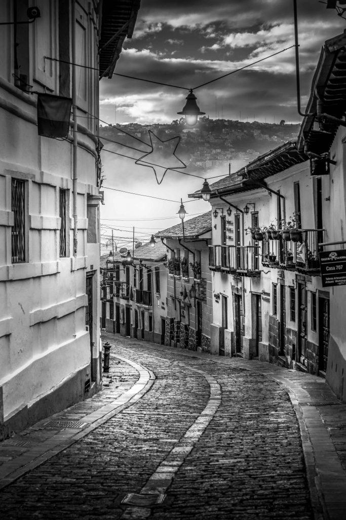 Quito, Ecuador, La Rhonda