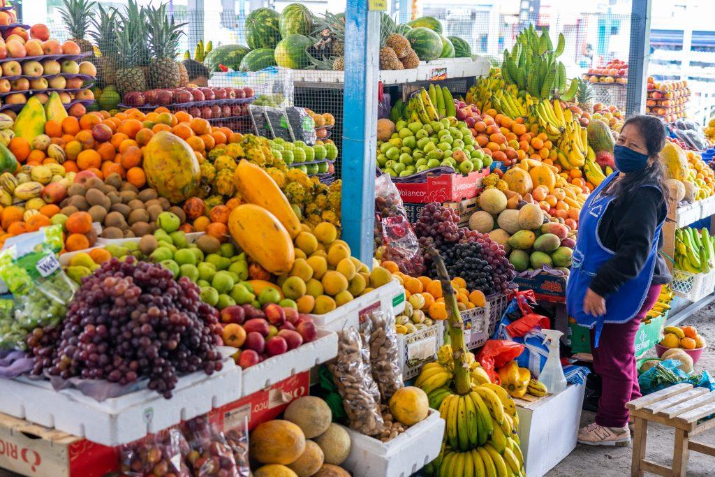 Otavalo, Ecuador, market, COVID-19