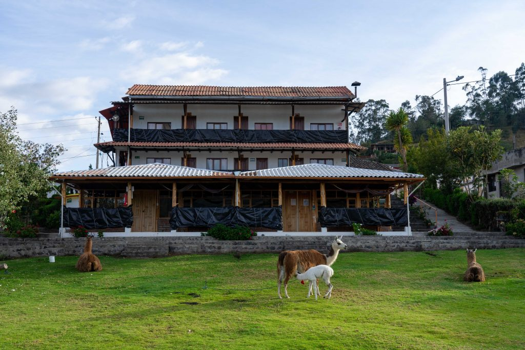 Hostal Tiata Cristobal, Isinlivi