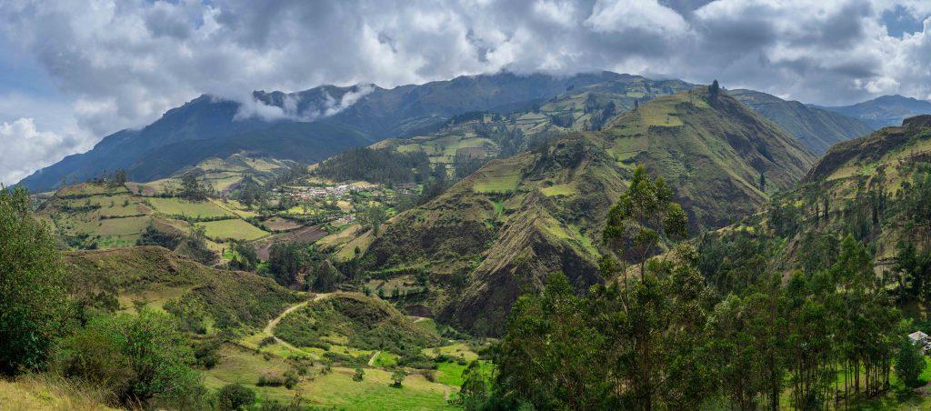 Isinlivi, Ecuador, Quilotoa Loop