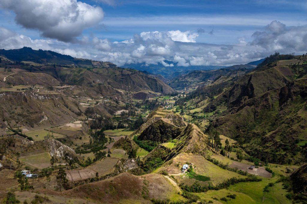 Toachi Canyon, Ecuador