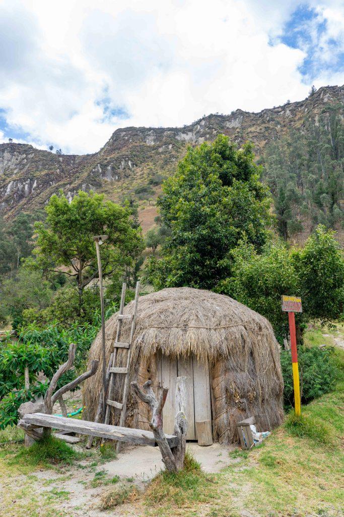 Quilotoa Loop, hiking, Ecuador