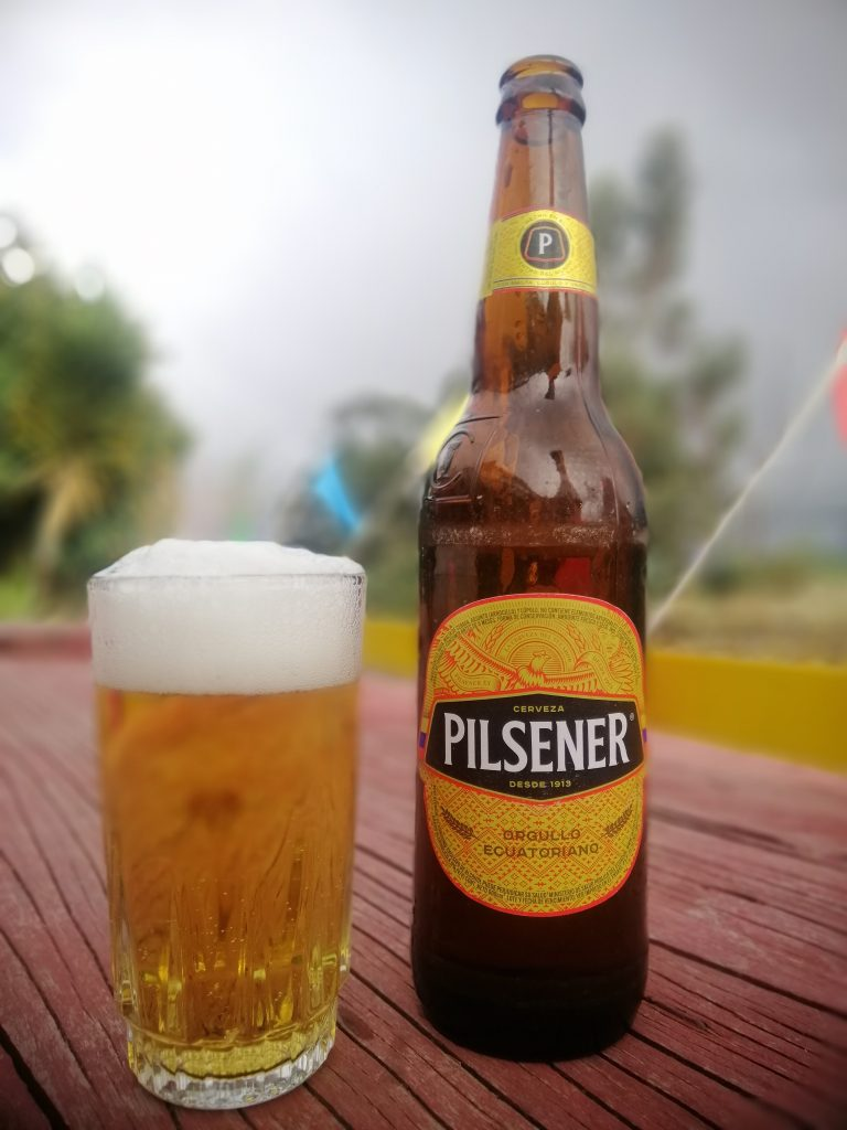 beer, cerveza, Pilsener, Ecuador
