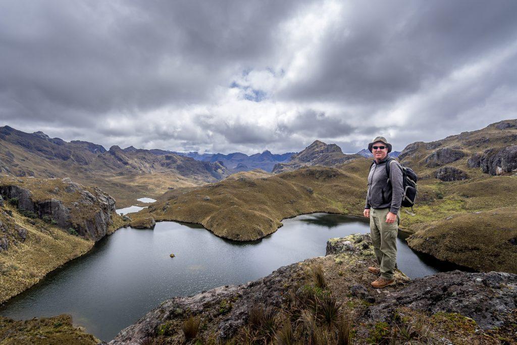 Cajas National Park, Cuenca, Ecuador, hiking