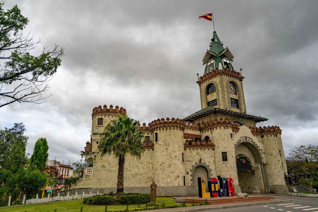 Loja, Ecuador, city gate