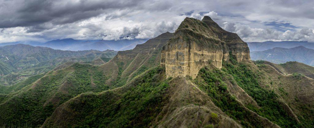Cerro Mandango, Vilcabamba, Ecuador